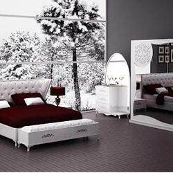اتاق خواب برای زمستان