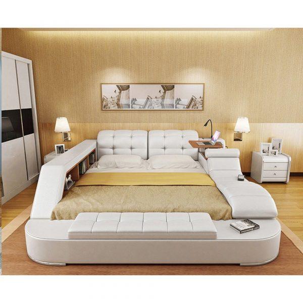 تختخواب آپشنال داتیس مدل ایسلند 1