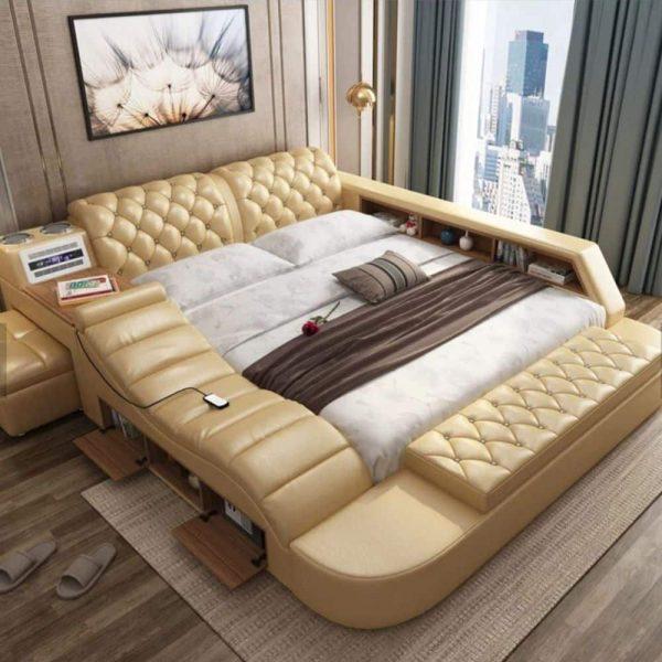تختخواب آپشنال داتیس مدل مدیسون