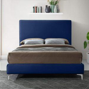 تختخواب مدرن مدل جولی سایز ۹۰ در ۲۰۰ سانتیمتر