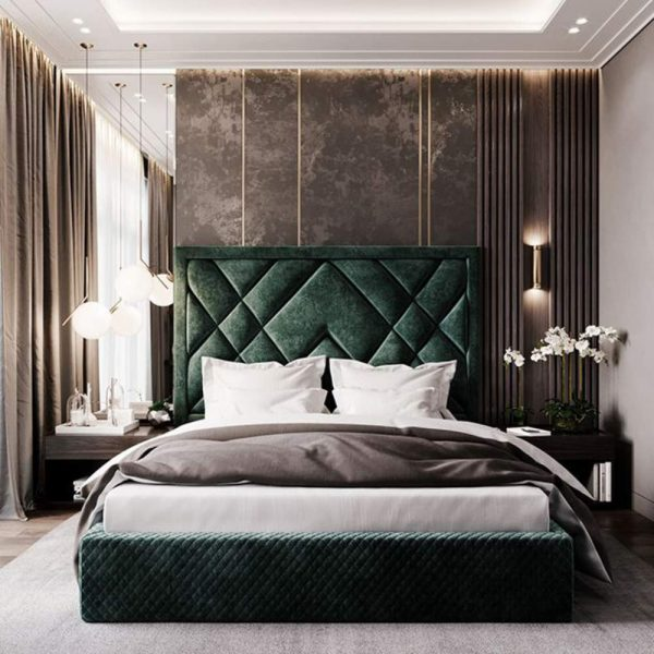 تختخواب مدرن مدل پازل