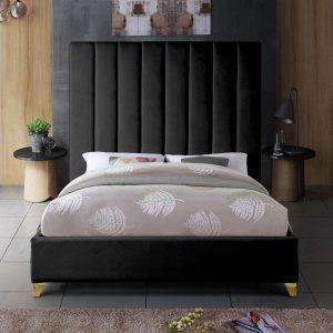 تختخواب مدرن مدل رایکا سایز ۹۰ در ۲۰۰ سانتیمتر