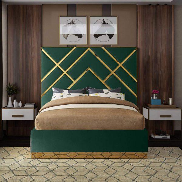 تختخواب مدرن کاپریس