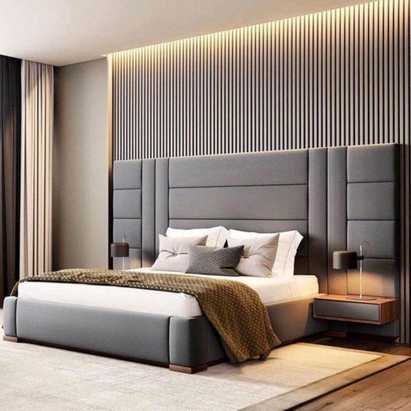 تختخواب مدرن مدل فیگارو