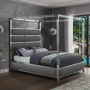 تختخواب مدرن مدل گیسا سایز ۹۰ در ۲۰۰ سانتیمتر