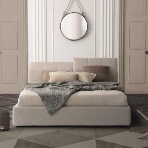 تختخواب مدرن مدل کیسون سایز ۹۰ در ۲۰۰ سانتیمتر