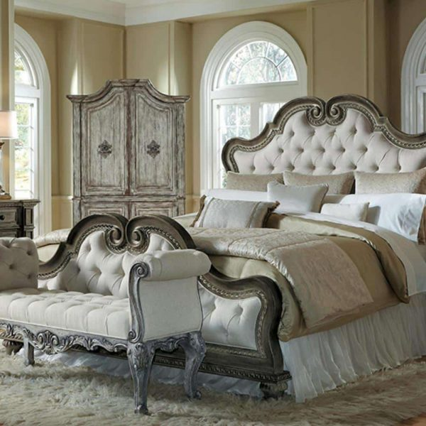 تختخواب کلاسیک جورجینیو