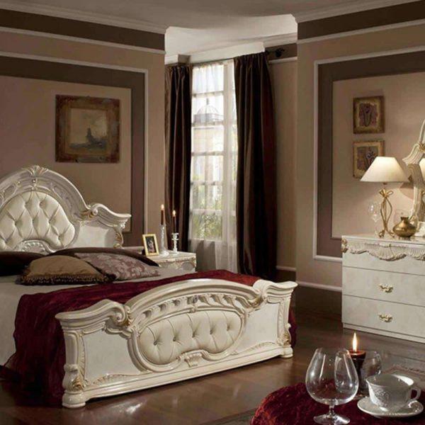تختخواب کلاسیک تورتا