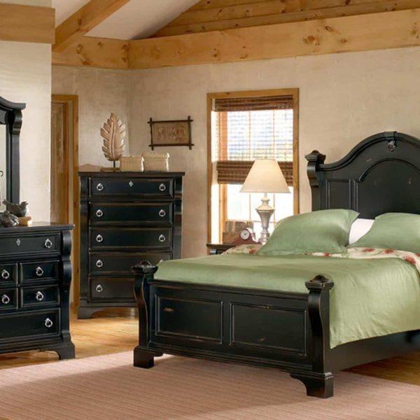 تختخواب کلاسیک سزار