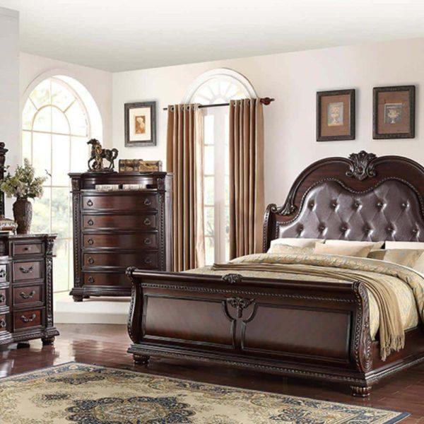تختخواب کلاسیک نووا