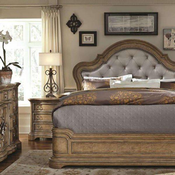 تختخواب کلاسیک پاولینا