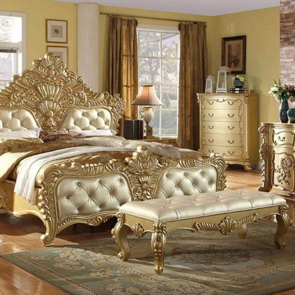 تختخواب کلاسیک نوریس