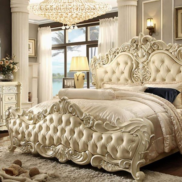 تختخواب کلاسیک آندرس