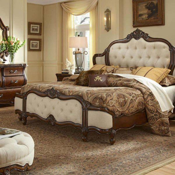 تختخواب کلاسیک دانیل