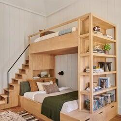 تختخواب دو طبقه کودک