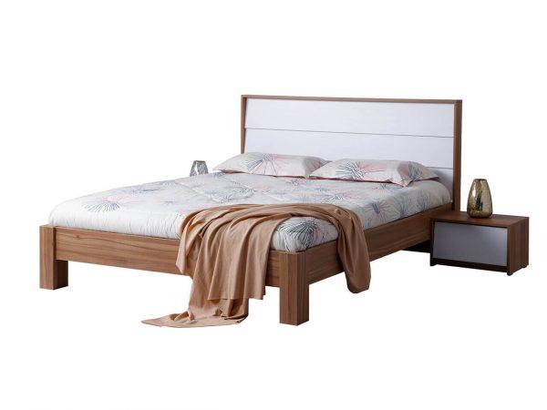 تختخواب دونفره مدل مانی