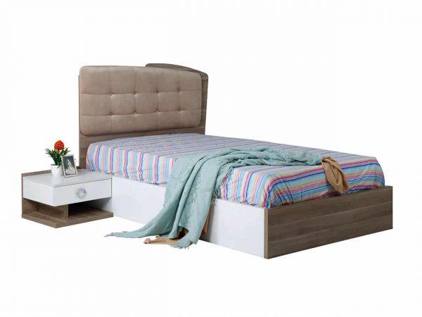 تخت و کمد بلج مدل نوجوان نریمان 2