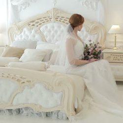 قیمت و خرید تختخواب عروس و داماد