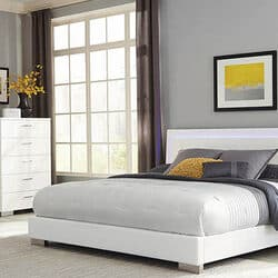 تختخواب سفید