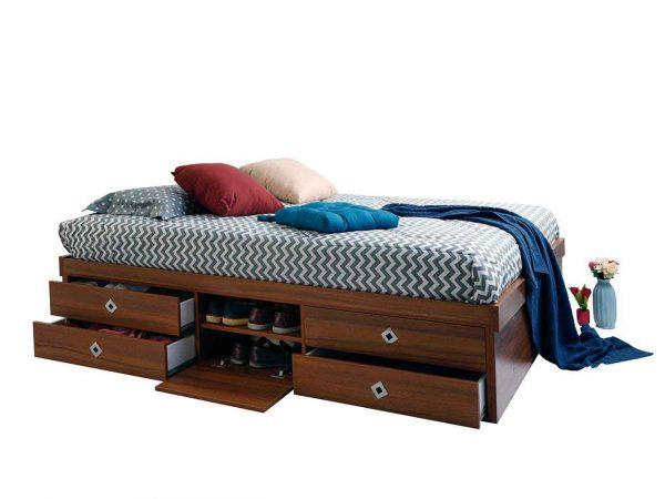 تختخواب دونفره بلج مدل M25