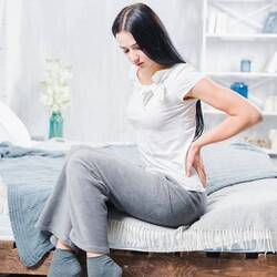 تشک مناسب درد سیاتیک