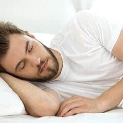 تاثیر دعا بر خواب راحت